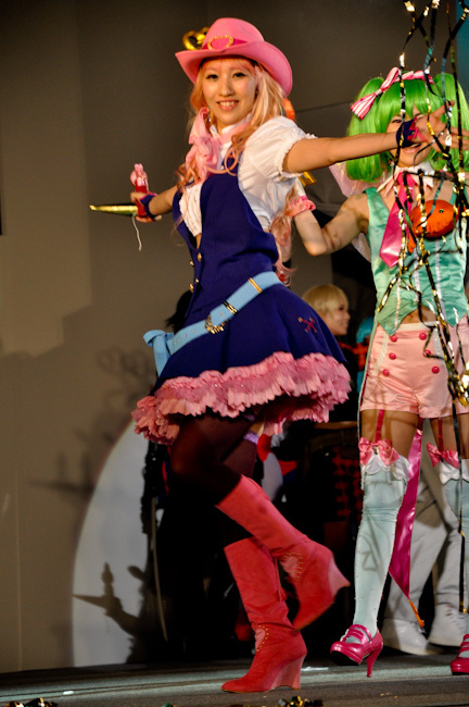 Foto de Cosplay TGS 2011 (63/130)
