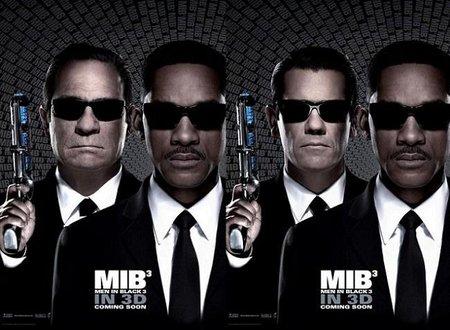 'Men in Black 3', nuevo tráiler y dos carteles más
