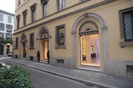Acqua di Parma inaugura nueva boutique en Milán
