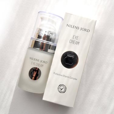 Conociendo la cosmética danesa: probamos el contorno de ojos de Nilens Jord