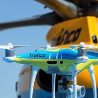 Los drones de la DGT vigilan las carreteras en Semana Santa, y son más discretos que un helicóptero Pegasus