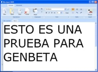 Wordpad 2009, un Wordpad con Ribbon preWindows 7