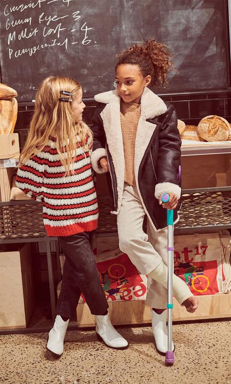 La nueva colección de Zara Kids parece que se ha diseñado para conquistar a todas las mujeres (de manera literal)