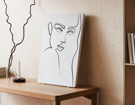 IKEA y Sonos ya tienen nuevo altavoz SYMFONISK: con forma de cuadro, WiFi y frontales decorativos intercambiables