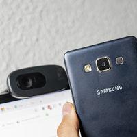 Cómo usar la cámara de tu móvil Android como webcam para tu PC