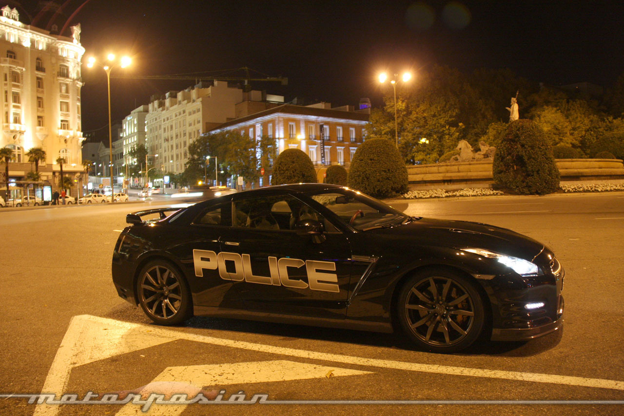 Foto de Nissan GT-R Police Edition (5/12)