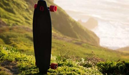 Las patinetas aún no podrán volar, pero con The Monolith podremos esperar con gusto