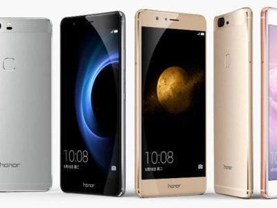 Honor V8, el primer móvil 2K de Huawei ya es oficial