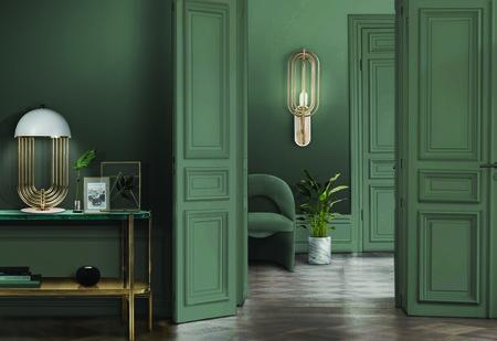 El lujo y el glamour del estilo british de los años 50 vuelven a ser tendencia en decoración