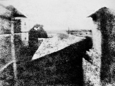 La fotografía más antigua del mundo (y la primera en Instagram)