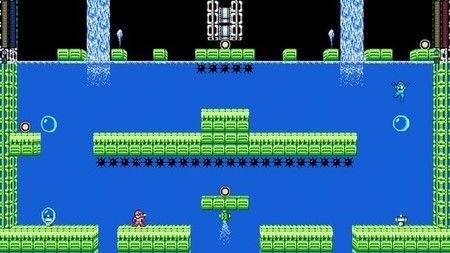 Capcom, toma nota de la próxima actualización de Mega Man 2.5D