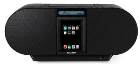 Sony renueva sus productos relacionados con Apple
