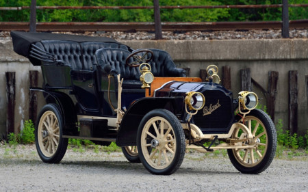 Joyas a subasta: Packard Model S de 1906