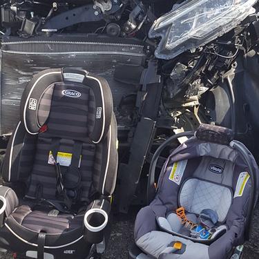 Una madre nos muestra la importancia de colocar siempre correctamente a nuestros hijos en la silla del coche
