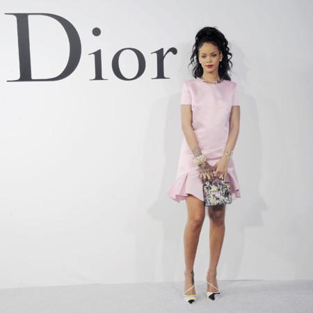 Rihanna desfile de Dior Brooklyn