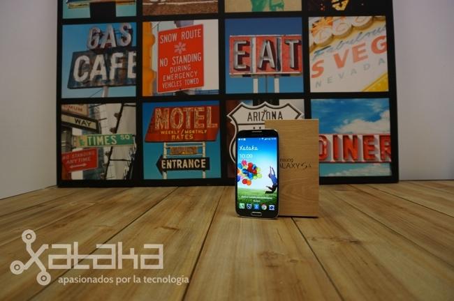 Foto de Samsung Galaxy S4 galería (3/27)