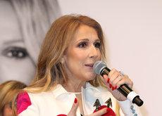 ¡Celine Dion vuelve a petarlo con su look! Schiaparelli y un corazón gigante son los responsables