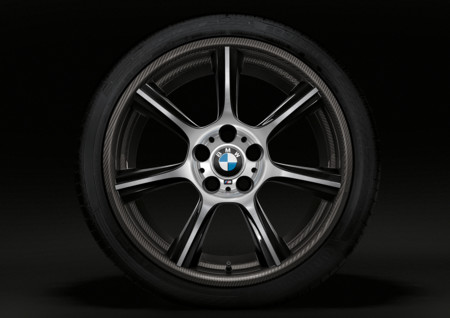 BMW M4 GTS Carbon rims