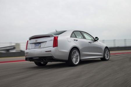 Cadillac Ats V Sedan Mexico 14