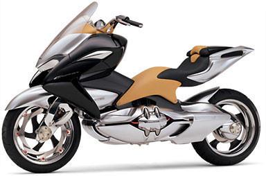 Honda Griffon Scooter Concept