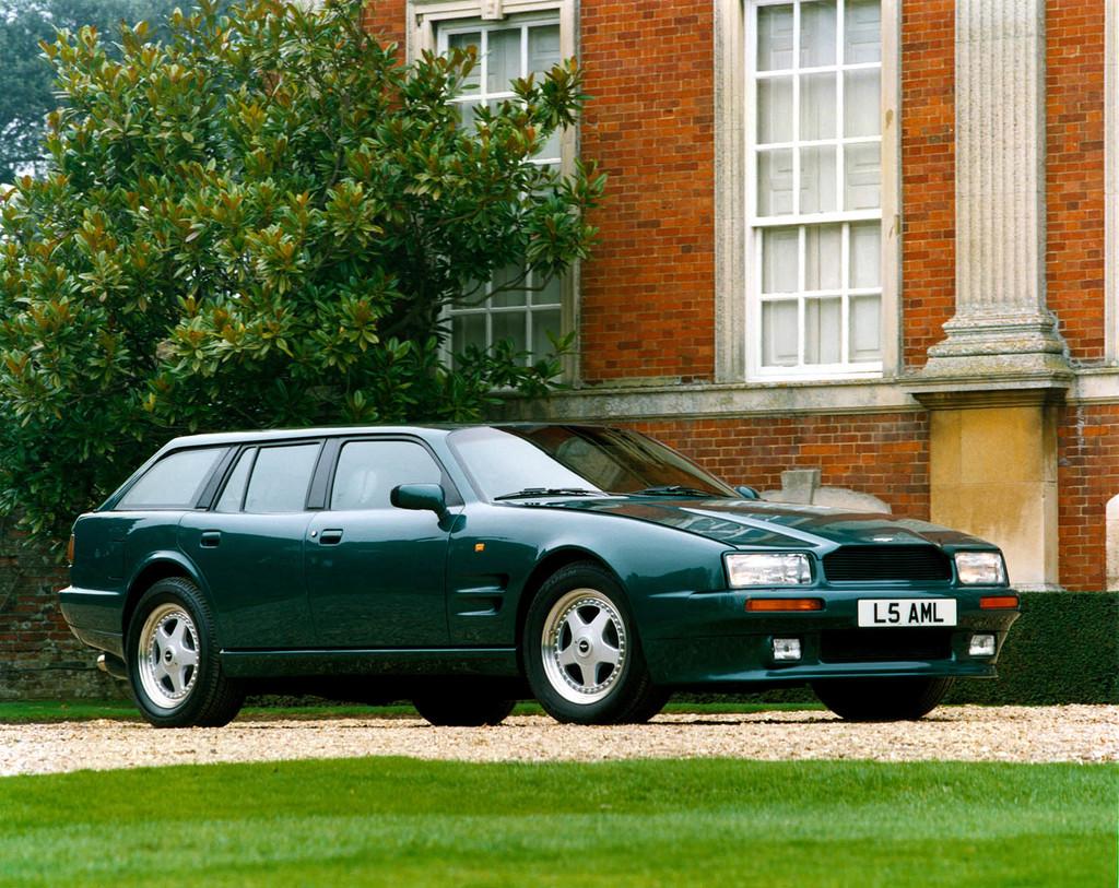 Aston Martin Lagonda Virage  Les Vacances