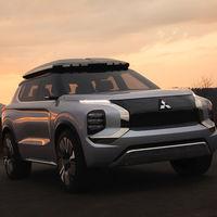 El Mitsubishi Engelberg Tourer es un prototipo SUV que prevé el futuro del Outlander híbrido enchufable