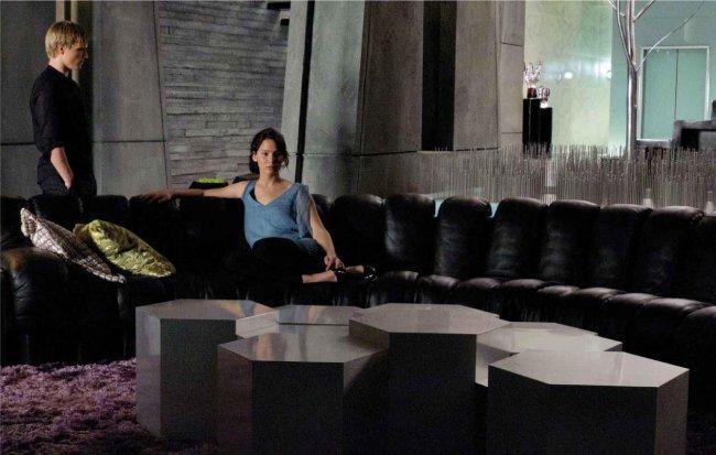 Imagen de la película 'Los Juegos del Hambre'