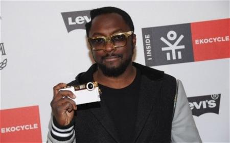 Will.i.am y su funda-cámara para iPhone