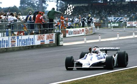 Gran Premio de Gran Bretaña 1979: Clay Regazzoni da la primera victoria a Williams