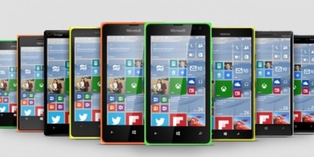 La próxima Technical Preview de Windows 10 for Phones llegará a muchos más dispositivos