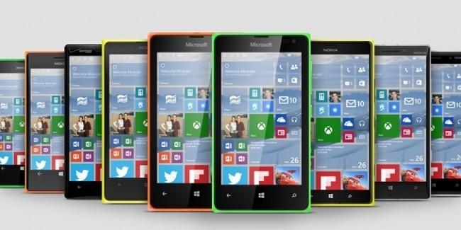La próxima Technical Preview de Windows 10 for Phones llegará a muchos más dispositivos