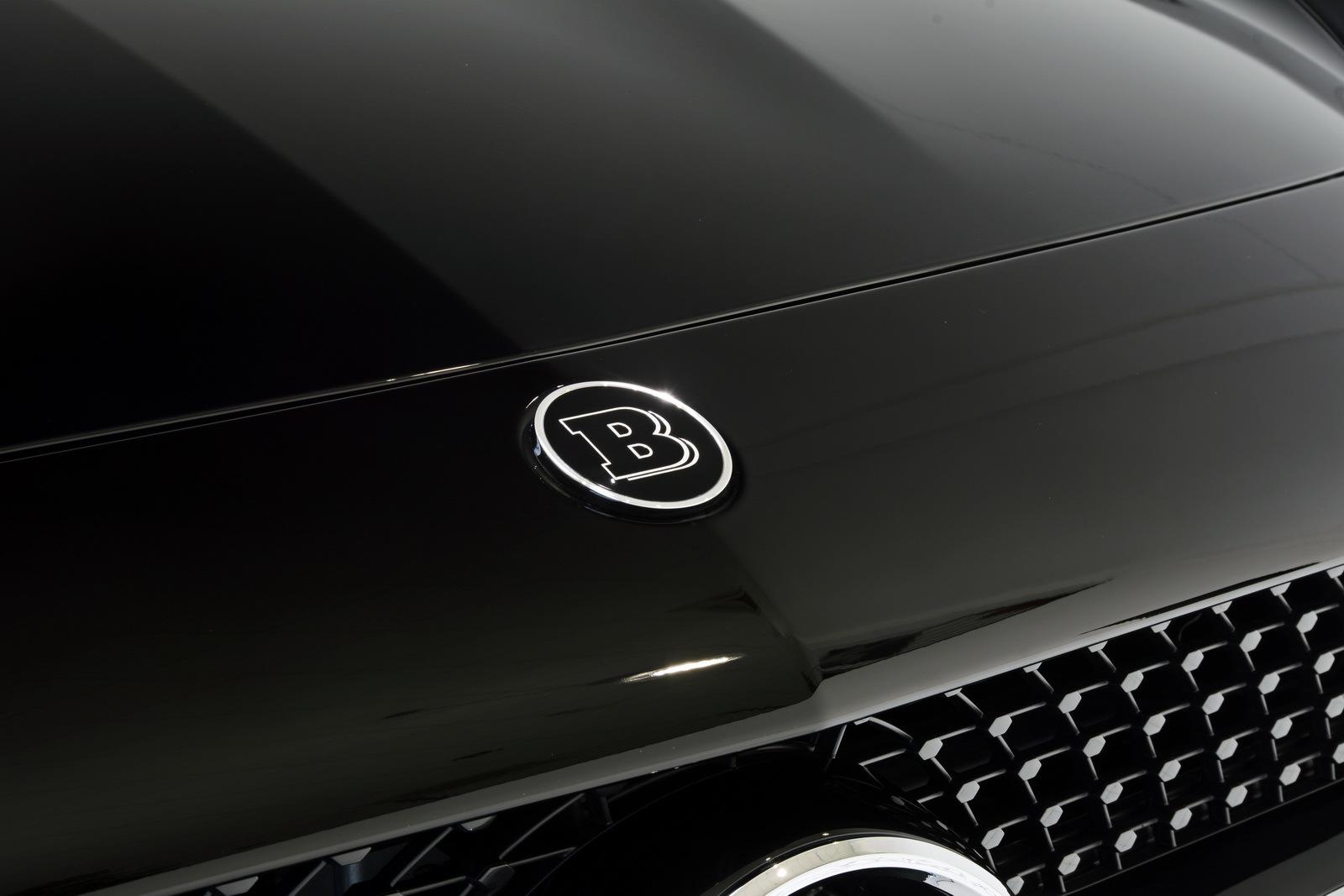 Foto de Brabus Mercedes-AMG GT S (23/38)