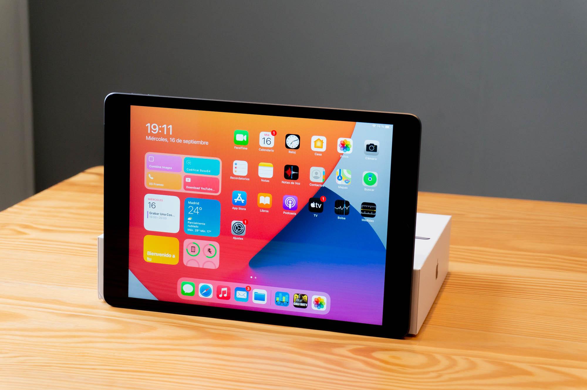 Foto de iPad 8a Generación 2020 (19/23)