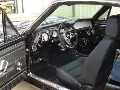 Maybellene GT690 GW Mustang Fastback