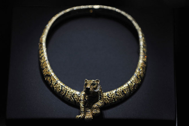 Exposición de Cartier