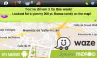 GPS Android: Waze, conducir es un juego social