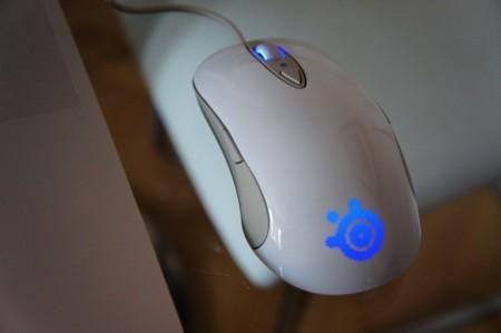 El Ratón conectado al ordenador