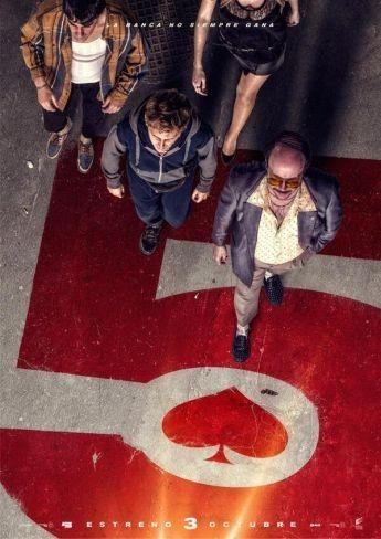 'Torrente 5: Operación Eurovegas', cartel