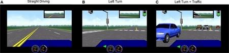 Hablar mientras conducimos reduce nuestra capacidad visual y de atención