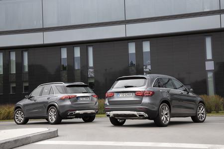Mercedes Benz Gle 350e Y Glc 300e 02