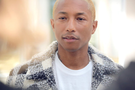 Chanel Fall Winter 2016 17 Ready To Wear Celebrity Photos 12 Pharrell Williams