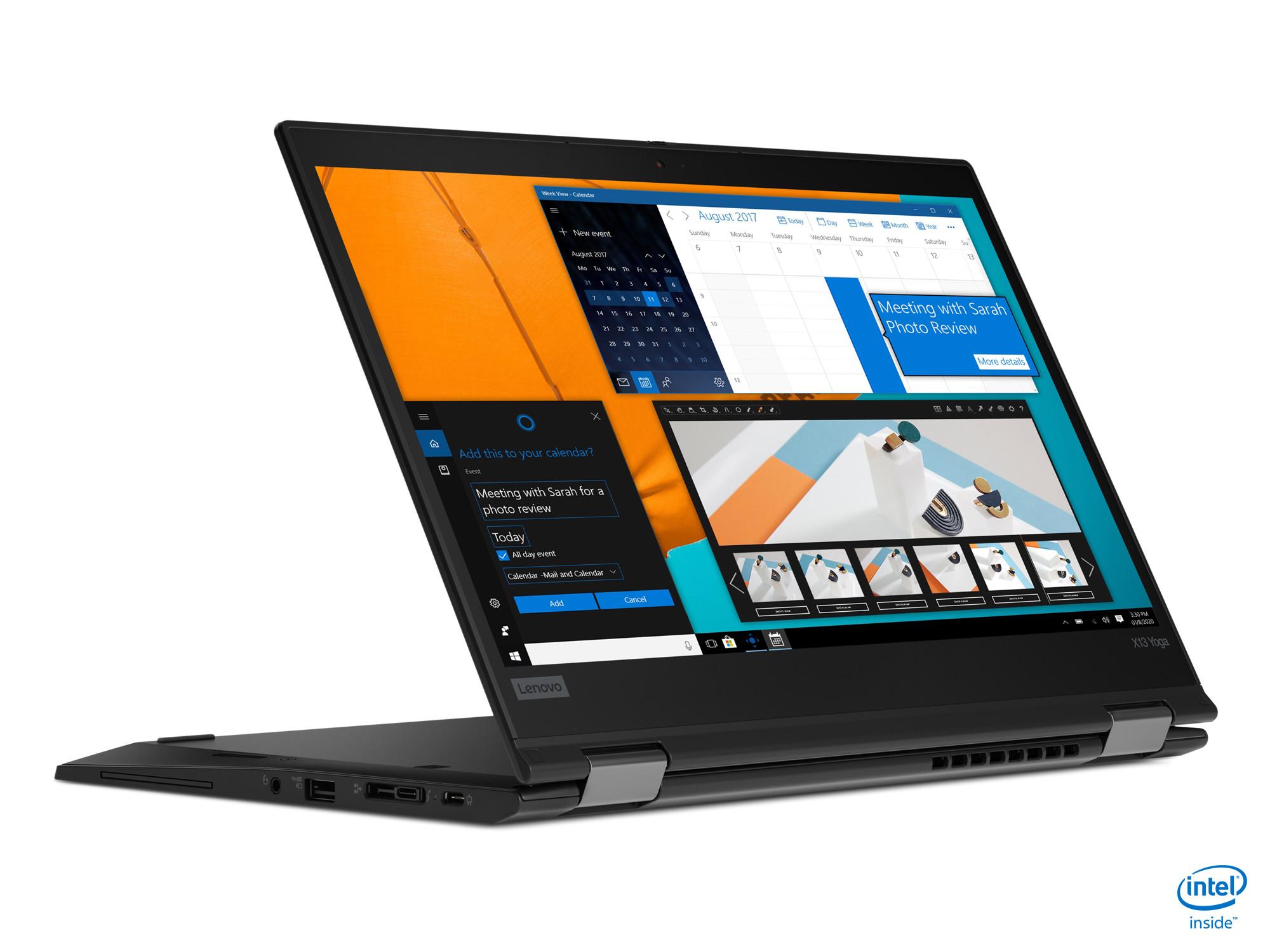 Foto de Lenovo ThinkPad X13 y X13 Yoga (1/10)