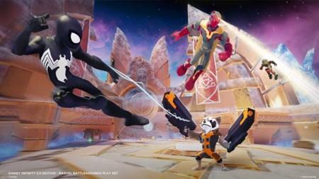 No tendremos Disney Infinity 4.0 en el año, le darán soporte a la versión actual