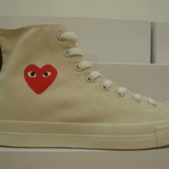 Foto 4 de 8 de la galería converse-colabora-con-comme-des-garcons-en-sus-nuevas-zapatillas en Trendencias