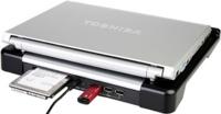 USB Notebook Cooling Pad, refrigerador y adaptador de discos