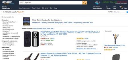 Amazon no tiembla: deja de vender el Apple TV y Chromecast en su tienda
