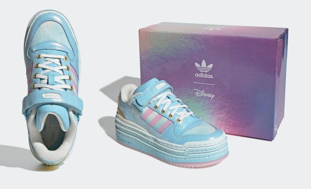 Adidas Tripleforum Disney