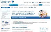 Carrefour garantiza el mejor precio en los libros de texto
