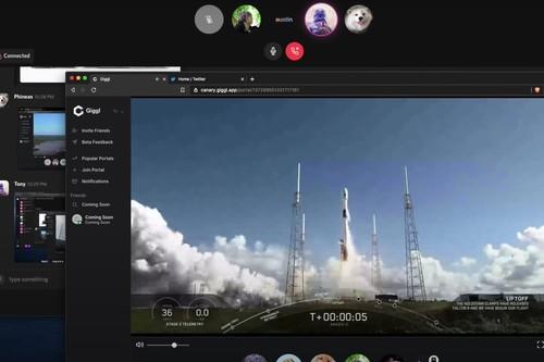 Navega por Internet con amigos en tiempo real gracias a 'Giggl'