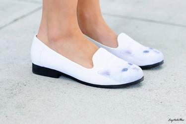 Los gatos querrán tus zapatos, la moda se vuelve minina y ronronea
